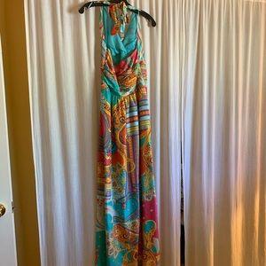 Cache Dresses - long summer dress